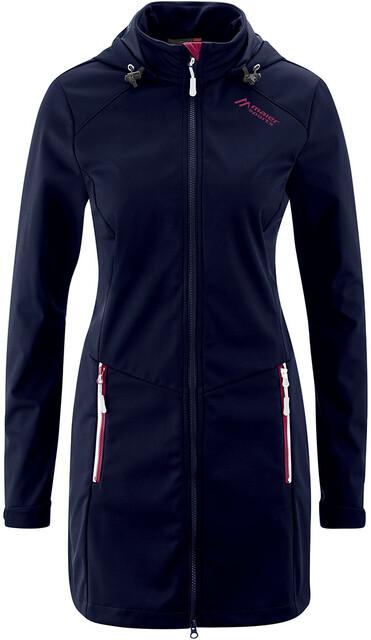Maier Sports Selina Softshell Coat Women night sky